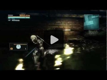 Metal gear rising revengeance video 2