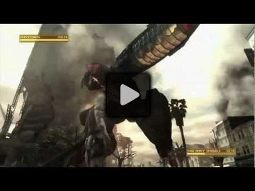 Metal gear rising revengeance video 3
