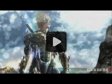 Metal gear rising revengeance video 4