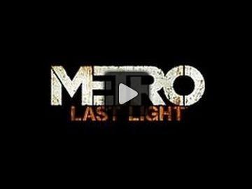 Metro last light video 1
