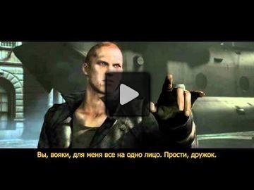 Resident evil 6 video 2
