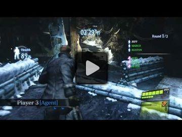 Resident evil 6 video 3