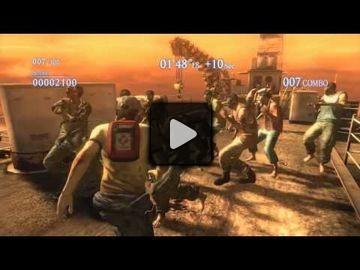 Resident evil 6 video 4