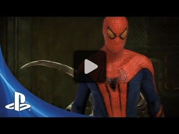 The amazing spider man video 1