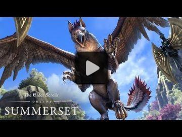 The elder scrolls online video 55
