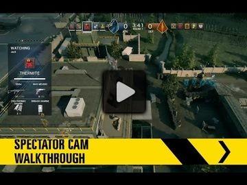 Tom clancys rainbow six siege video 17