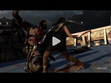 Tomb raider video 9
