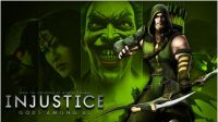 Injustice: Gods Among Us Новый персонаж Green Arrow
