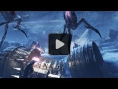 Lost planet 3 video 6