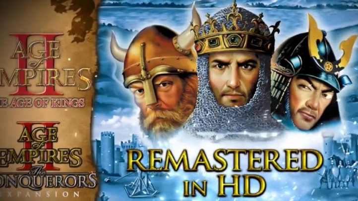 Age of Empires 2 HD Edition