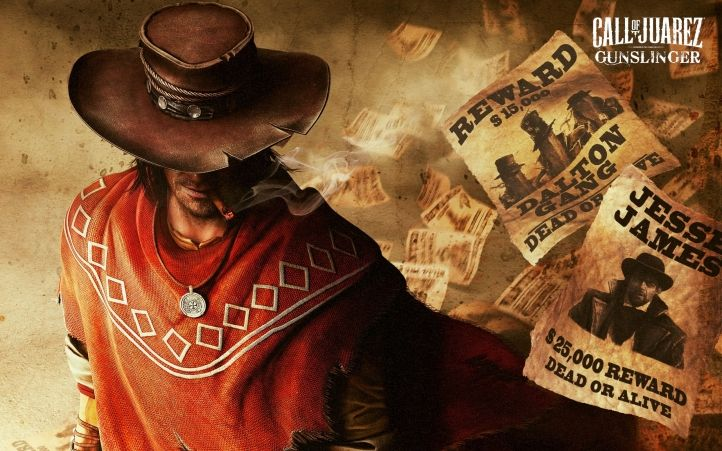 Call of Juarez: Gunslinger Дикий Запад