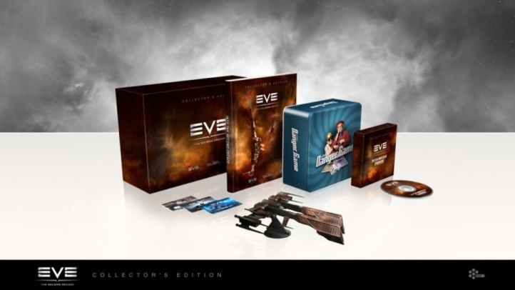 EVE: The Second Decade Collector's Edition