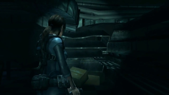 Resident Evil: Revelations Unveiled Edition