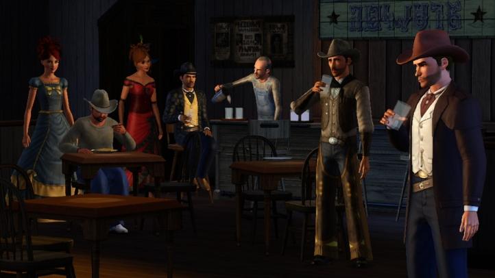 Sims 3 Официально