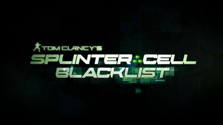 Когда выйдет Splinter Cell Blacklist