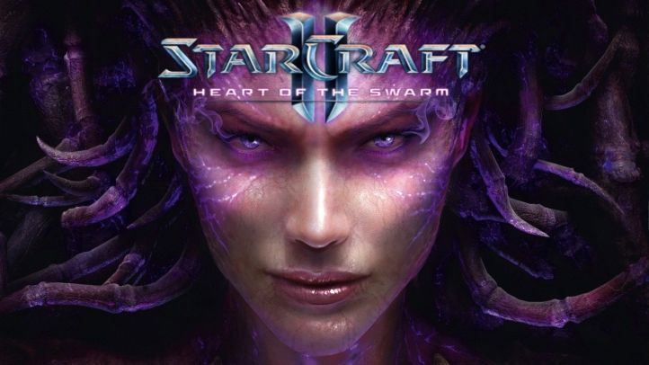 Starcraft 2: Heart of the Swarm Особенности интерфейса
