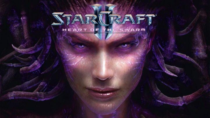 Starcraft 2: Heart of the Swarm Особенности интерфейса