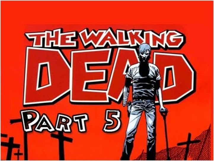The Walking Dead Episode 5